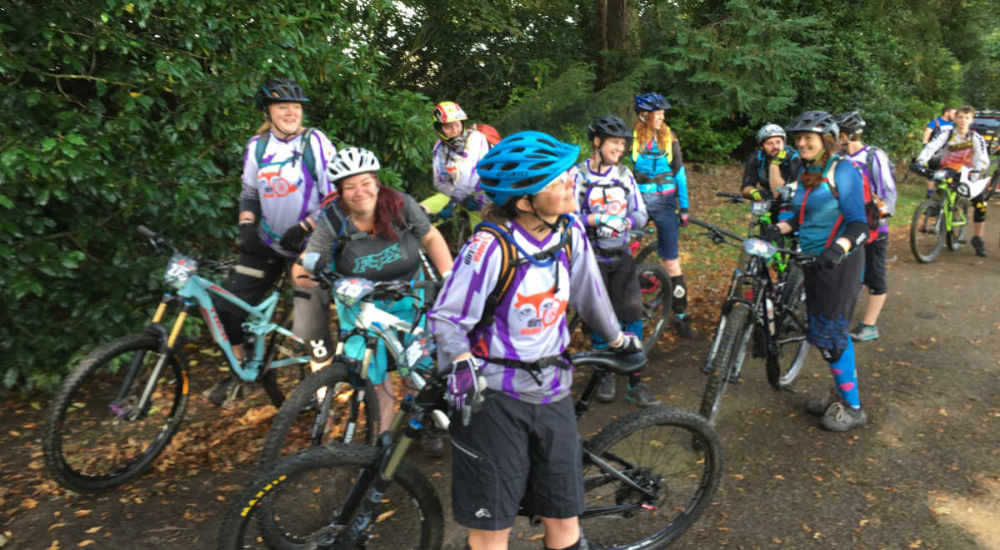 Dirt Vixens Mountain Bike Skills Sessions - Get involved